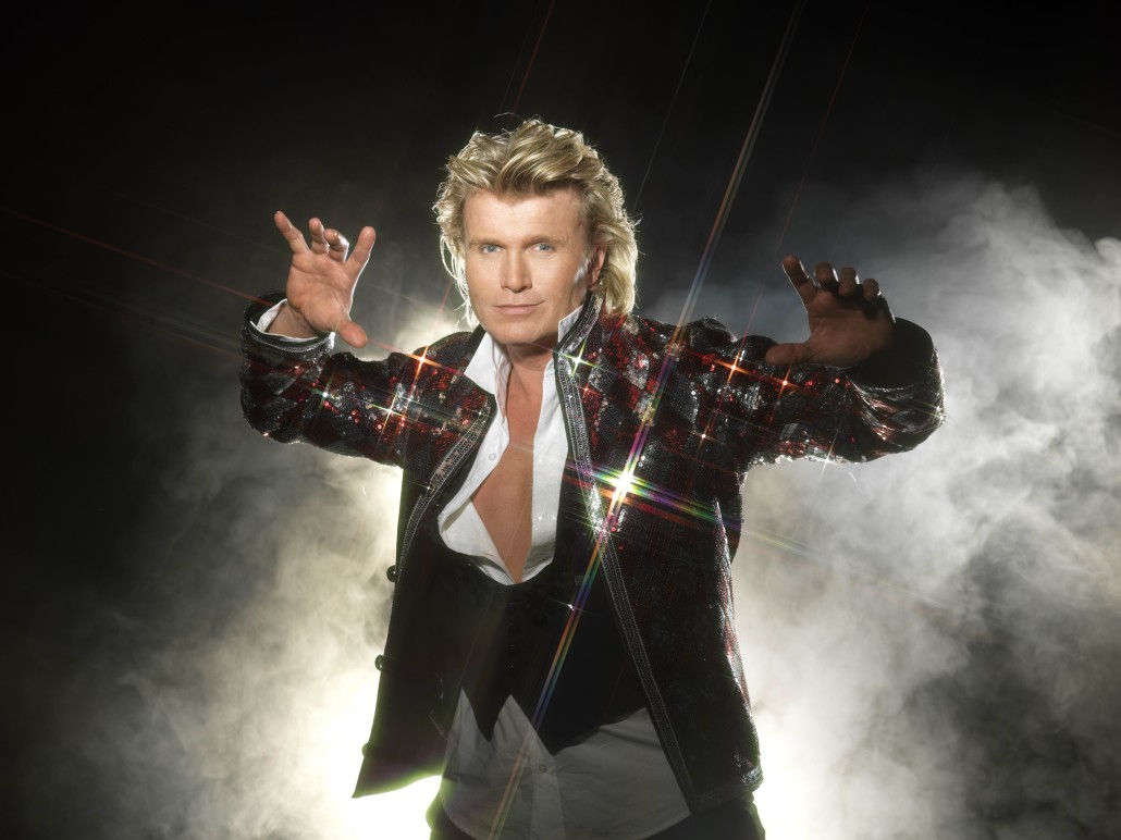 Hans Klok Faster than magic 2006